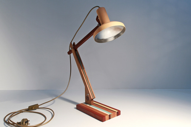 Sissyneck Lamp by A Good Looking Man  - Lamp, Task Lamp, Lighting