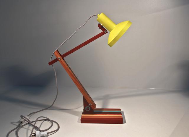 Sissyneck Lamp by A Good Looking Man  - Lamp, Task Lamp, Lighting