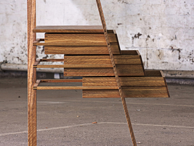 Drawers by Alex Fossilo - Drawers, Timber