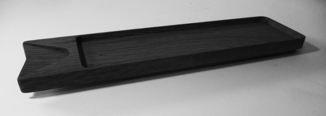 Serving paddles by Alex Fossilo - Timber, Serving Board