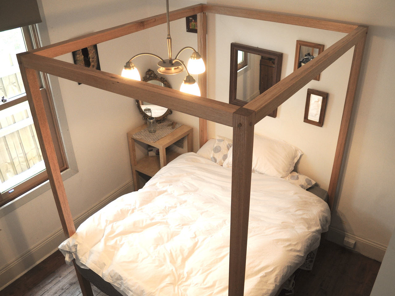 & The Four Poster Bed by Patrick Holcombe | Handkrafted