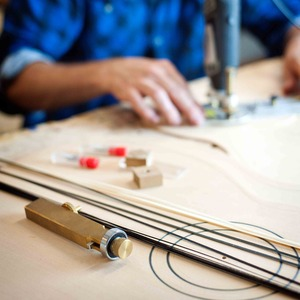 Luke Kallquist, Bespoke Musical Instrument Maker from Indooroopilly, QLD