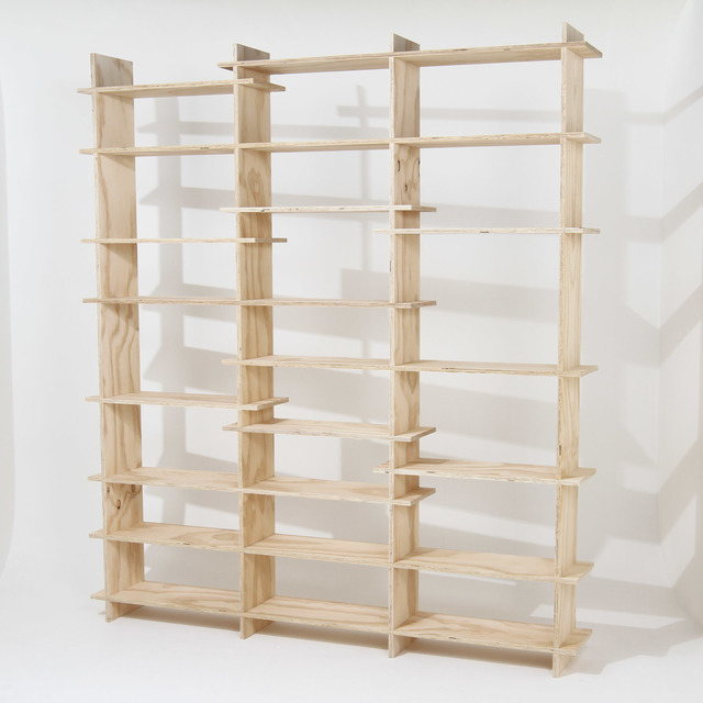 The Shelves by Like Butter - Shelves, Shelf, Bookshelves, Shelving, Books, Ply, Flatpack
