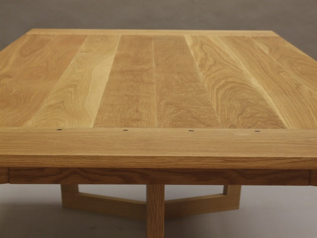 Dining Table  by Sam  James  - Dining Table, American Oak, SJD Furniture