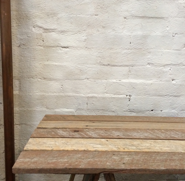 Reclaimed Timber Trestle Table by Natasha Dickins - Recycled Timber, Recycled Table, Trestle, Outdoor Furniture, Conference Furniture, Events, Hardwood, Trestle Table, Recycled Furniture