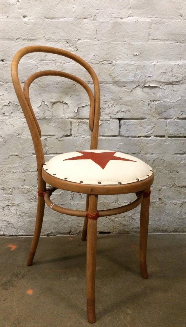 Vintage Dining Chairs by Natasha Dickins - Chair, Dining Chair, Mid Century, Cafe Seating, Restuarant, Seating, Dining Suit, Bentwood, Vintage Chair