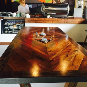 Cam Darling, Bespoke Woodworker from Yandina, QLD