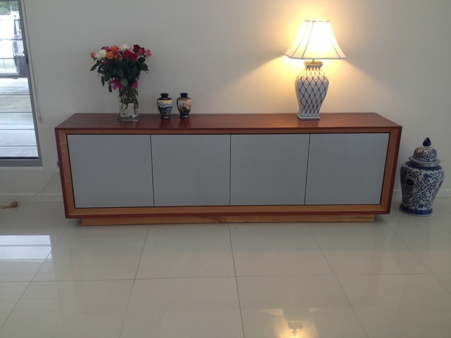Jarrah Sideboard by Christopher Lyon - Sideboard, Solid Timber