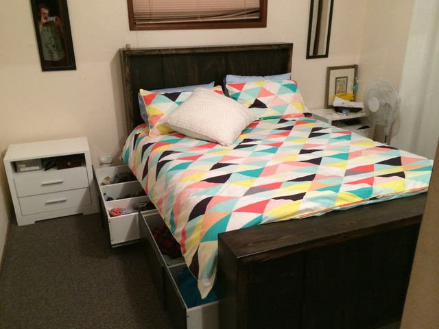 Bed by Cam Darling - Bed
