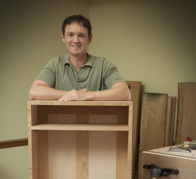Damion Fauser, Bespoke Woodworker & Furniture Maker from Darra, QLD