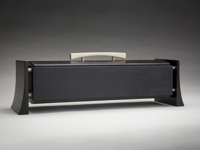 Ebony Jewellery Box by Damion Fauser - Jewellery Box