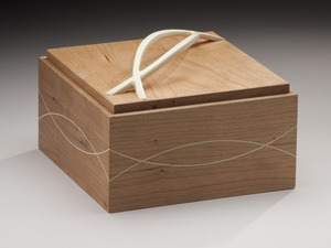 Pisces by Damion Fauser - Jewellery Box, Box