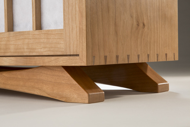 Shoji Cabinet by Damion Fauser - Cabinet