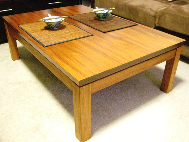 Trish by Damion Fauser - Table, Coffee Table