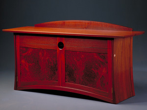Mantis Side Board by Anthony (Neil) Erasmus - Sideboard, Asian Aesthetic, Dining Furniture, Occasinal Cabinet, Cabinet