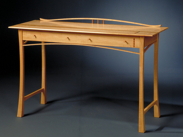 DV8 Table by Anthony (Neil) Erasmus - Hall Table, Occasional Table, Sofa Table, Entrance Table, Wall Table, Desk, Table