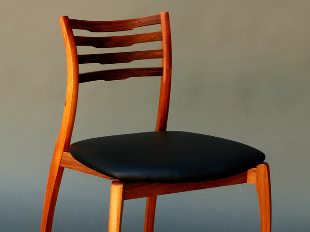 Shadow Chair by Anthony (Neil) Erasmus - Midcentury, Chair, Dining Chair, Danish Design
