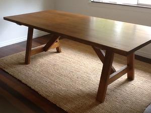 Oregon Dining Table 8 seater by Luke Walcott - Dining Table, 8 Seater, Oregon