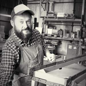 Aaron Pitt, Bespoke Woodworker & Furniture Maker from Macedon, VIC