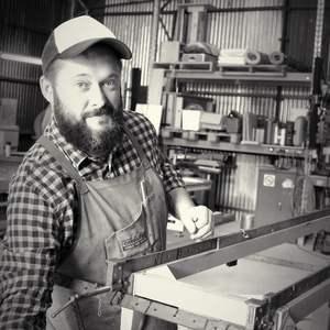 Aaron Pitt, Custom Woodworker & Furniture Maker in Macedon from Macedon, VIC