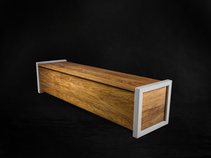 Pottsville Bench by makimaki Furniture Works - Storage, Bench, Outdoor Bench Seat, Timber Bench