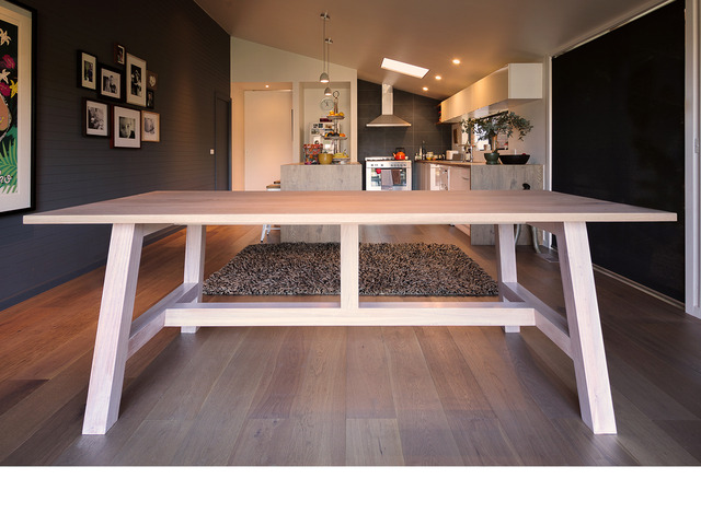 Durer Dining Table by Relm Furniture - Dining Table, Durer, Oak, Customisable, Table