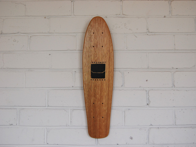 PEG by InnerWest Pressed - Skateboard