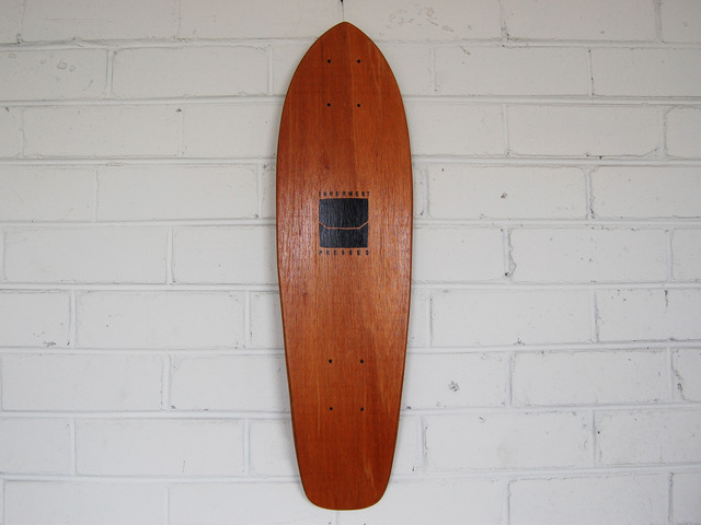 ZIPSTICK by InnerWest Pressed - Skateboard