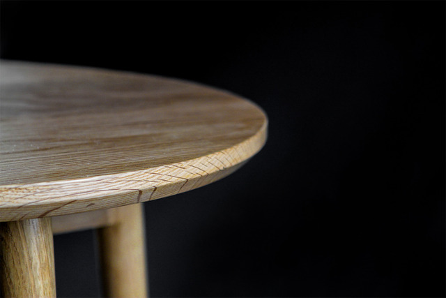 Occasional Table by makimaki Furniture Works - Side Table, Occasional, Coffee Table, White Oak, Makimaki, Brisbane