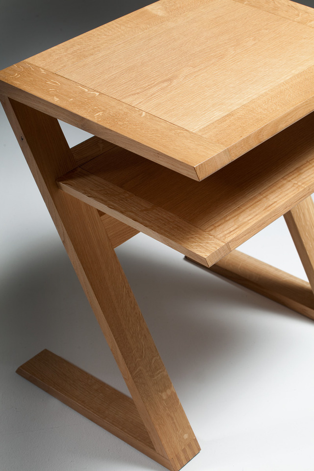 Catch some Z's -Bedside Table by Nick Bailey - Bedside Table, Side Table