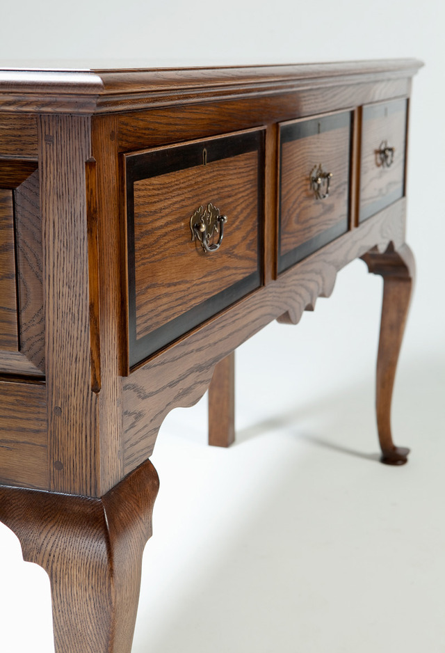 Low Dresser by Nick Bailey - Side Board, Low Dresser, Oak