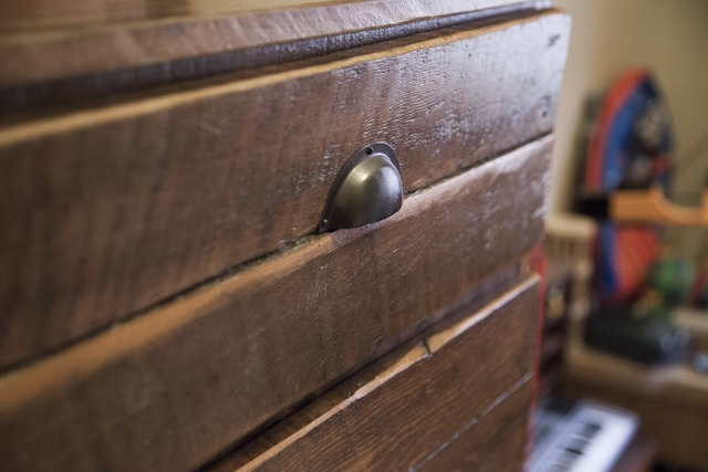Tall Chest of Drawers by Geoff Belanger - Drawers, Storage