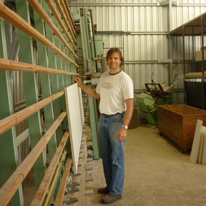 Nicholas Aeberhard, Bespoke Woodworker from Ravenshoe, QLD