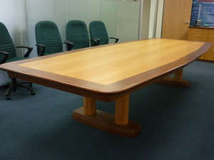 Conference Table by Nicholas Aeberhard - Table