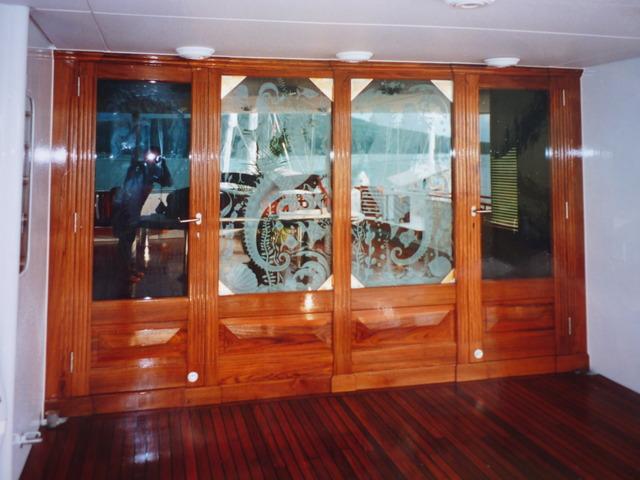 Upper Deck Luxury Yacht by Nicholas Aeberhard - Luxury Yacht