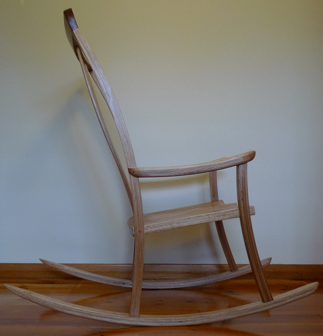 Rocking Chair by Sarah Carrucan - Rocking Chair