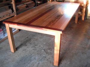 Dining Table by Sarah Carrucan - Dining Table, Tables