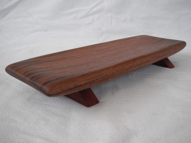 Carved Serving Platter by Sarah Carrucan - Platter, Dish, Serving Platter