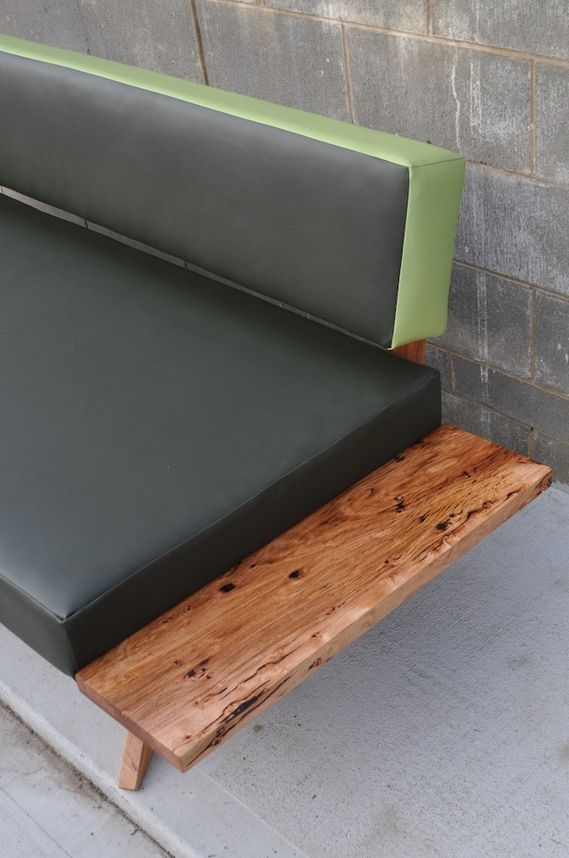 The Couch by WilderCoyle Furniture & Design - Couch, Upholstery, Timber Couch
