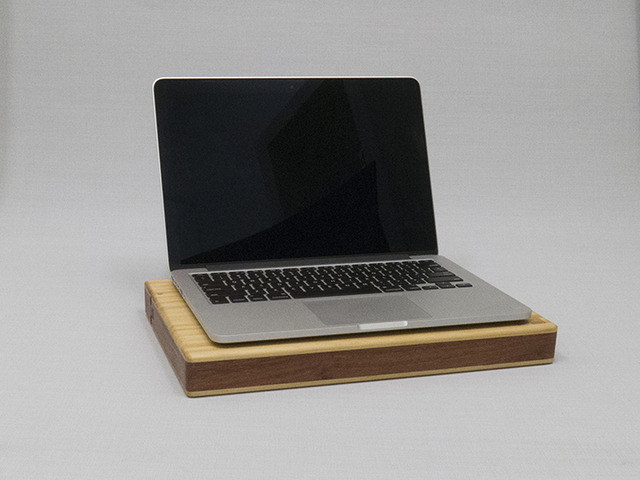 Macbook Pro Laptop Cases by Pierre Greenway - Bespoke, Handmade, Pine, Jarrah, Upcycled, Wood, Apple, Macbook, Western Australia