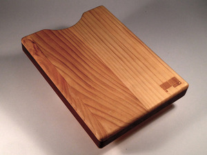 Ipad MINI case by Pierre Greenway - Bespoke, Handmade, Wood, IPad MINI, Pine, Jarrah, Upcycled, Western Australia