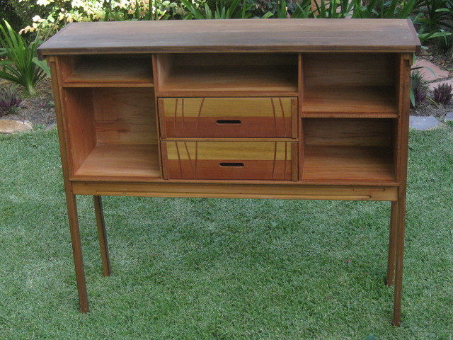 Male clothes dresser by Aengus Cullinan - Clothes Dresser