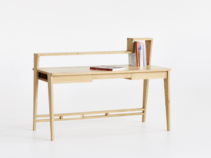 125 Desk by Curious  Tales - Desk, Solid Timber, European Oak