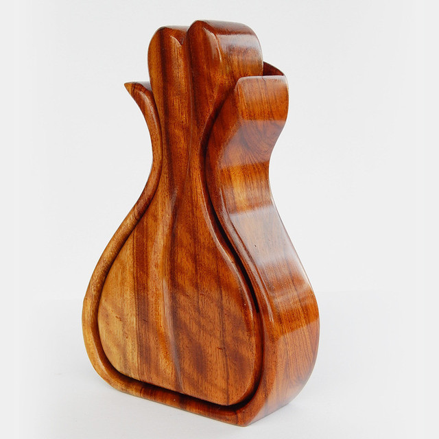 Daryl Lawrence, Bespoke Woodworker from Windella, NSW