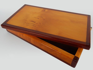 Small Jewellery Box by Daryl Lawrence - Jewellery Box