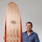 Riley Classic Balsawood Surfboards, Bespoke Woodworker from Miranda, NSW