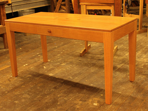 Silky Oak Desk by Raf Nathan - Desk