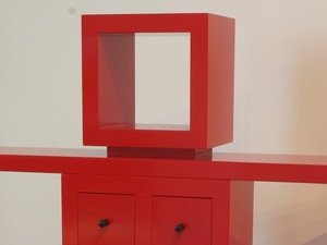 Cabinet-Man by Raf Nathan - Cabinet, Console Table, Entrance Table