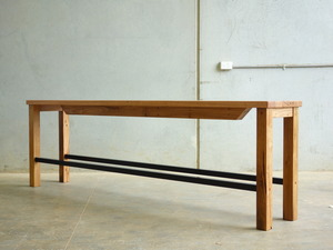 Sky high bench seat by CHRISTOPHER BLANK - Recycled Timber, Design, Outdoor, Bench Seat, Christopher Blank, Custom