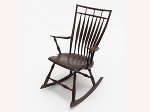 Birdcage Rocker by Bernard Chandley - Rocking Chair, Handmade Chair, Handcrafted, Bespoke Chair